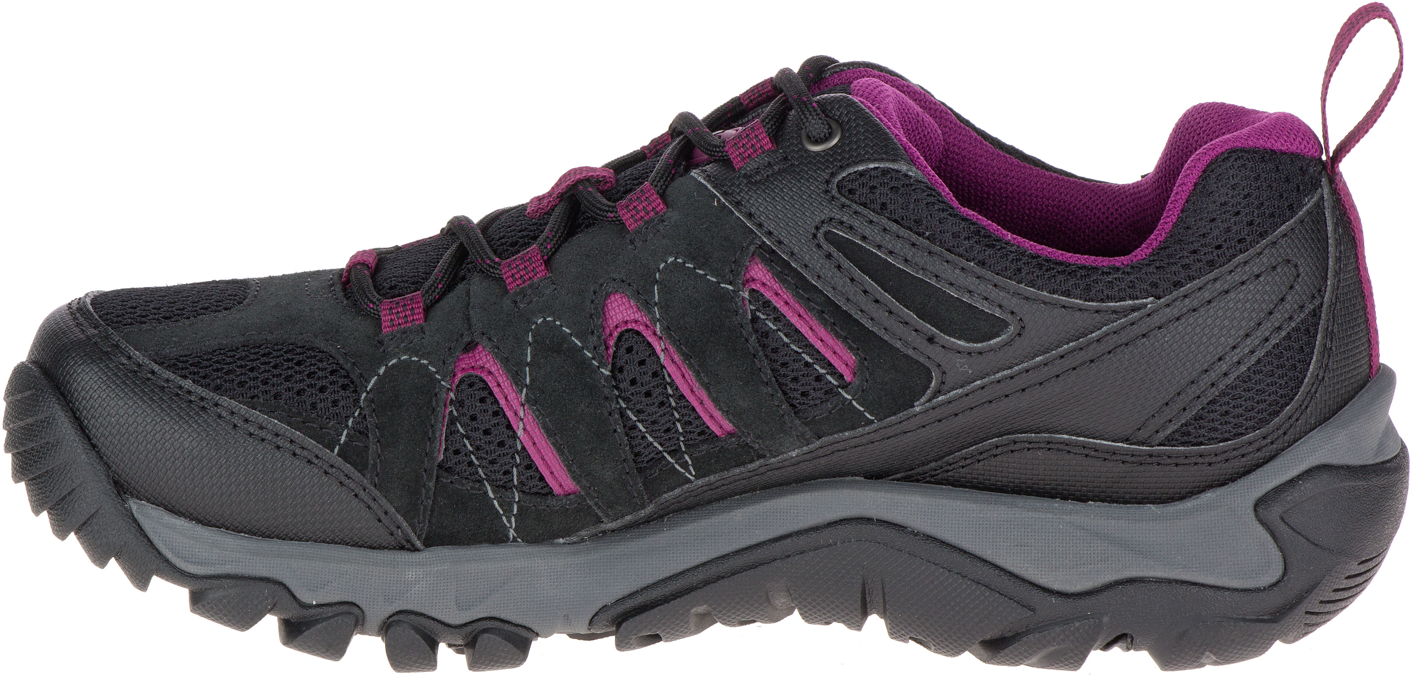 Merrell Outmost Vent GTX Shoes Women black at Addnature.co.uk b42d54a42c